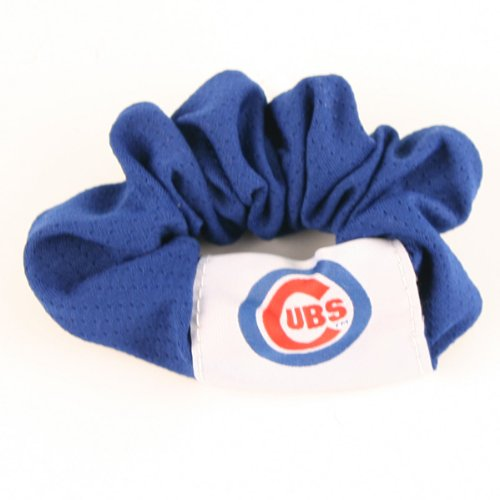 Chicago Cubs Pony Tail Holder