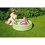 Chad Valley 3 Ring Paddling Pool - 3ft - Yellow.
