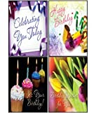 Celebrating You- Scripture Greeting Cards - KJV - Boxed - Birthday