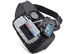 Case Logic CPL-107GY Camera Sling for DSLR Gray