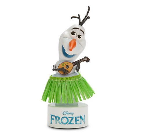 Disney - Olaf Hula Figure - 6 - Frozen - New in Box