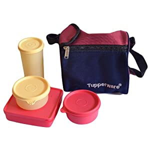 Tupperware Lunch Box Offers from Best Merchants Starts at Rs 260