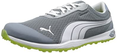 PUMA Men's Biofusion Spikeless Mesh Golf Shoe