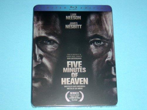 Five Minutes of Heaven Dutch Limited Blu-Ray Metalpack Edition Region B