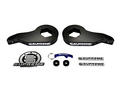Supreme Suspensions - Silverado Lift Kit Adjustable 1