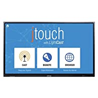 InFocus 65-inch JTouch Whiteboard with LightCast Technology for K-12