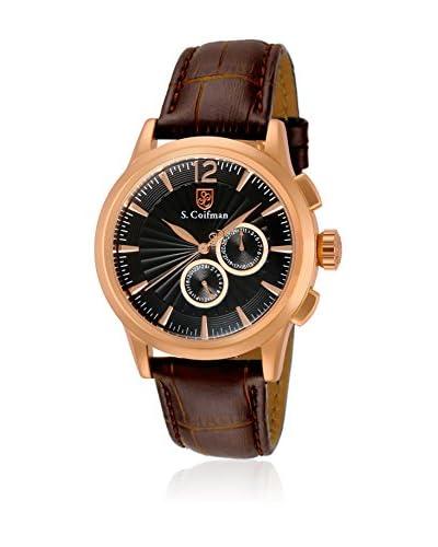S. Coifman Reloj de cuarzo Man SC0265 43 mm