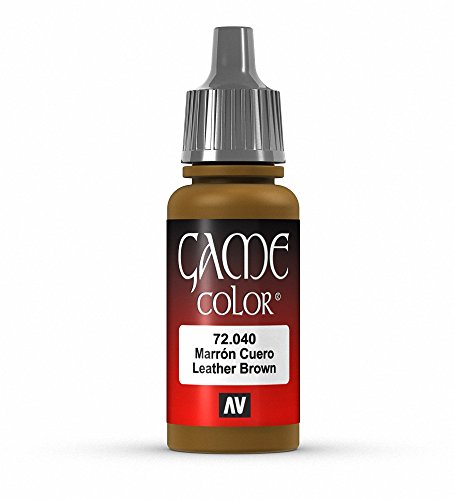 Vallejo Game Color Cobra Leather Paint, 17ml