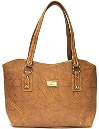 Zedge Stylish Ladies Handbags Brown (SNR-93)