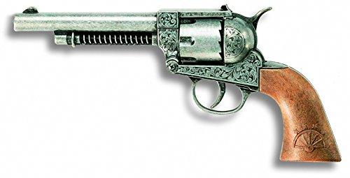 E0191/44 - Frontier, 25 cm, 12 Schuss Pistole Western Metall, Hänger