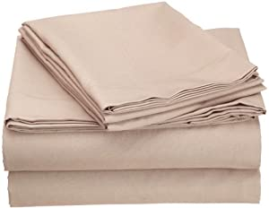 Bed Sheet Bedding Set of HIGH QUALITY Brushed Microfiber 1850 Luxury Collection - Soft, Silky, Deep Pockets, Wrinkle, Fade Resistant with LIFETIME MONEY BACK KING - CREAM
