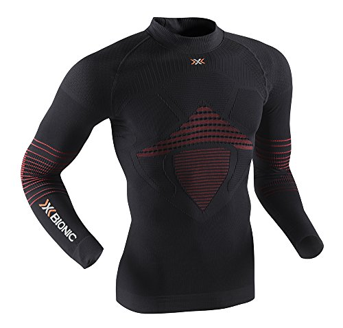 x-bionic-man-energizer-mk2-uw-turtle-neck-intimo-tecnico-multisport-uomo-nero-black-red-l-xl