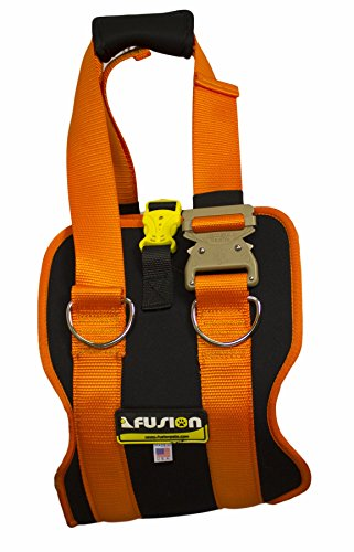 Fusion Pets X-Karimor Therapeutic Harness, 125-Pound ламинатор gbc fusion 1000l a4 black
