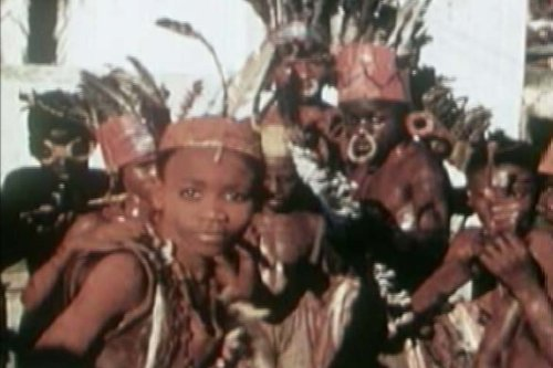 Classic Haiti Film DVD: 1942 Haitian Culture, People, Art, Food, Clothing, Language & History Travelogue Pictures Film