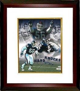 Buy Autographed Taylor Photo - 16X20 HOF 99 Custom Framed Hard Knocks Collage)- JSA Hologram -... by Sports Memorabilia