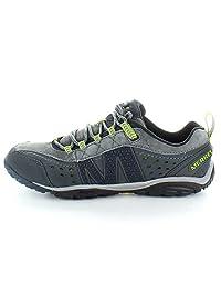 Merrell mens Merrell Mens Barefoot Life Venture Glove Shoes, Navy Suede