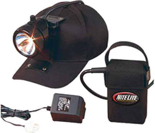 Nite Lite Rechargeable Nite Sport II 6 Volt Hunting Light