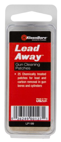 Kleenbore Gun Care Lead Away Patches