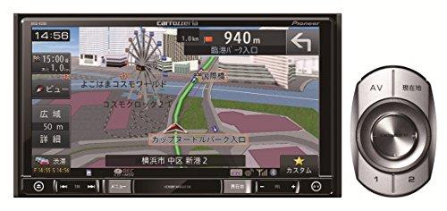 Pioneer 7V型ワイドVGA地上デジタルTV/DVD-V/CD/Bluetooth/SD/チューナー・DSP AV一体型メモリーナビゲーション AVIC-RZ99