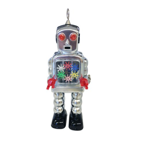 vintage-style-chrome-windup-tin-high-wheel-robot
