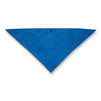 Buy Frogg Toggs CD102 Chilly Dana Cooling Bandana, 26 Length x 26 Width x 36-3 4 Height, Varsity Blue by Frogg Toggs
