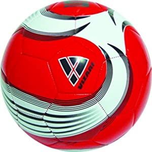 Vizari Astro Soccer Ball, Blue/White/Black, 5