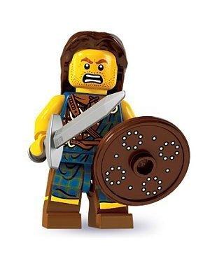 Lego Minifigures Series 6 - Highland Battler - 1