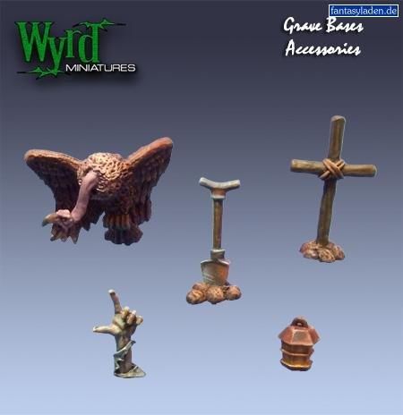 Graveyard Accessories Malifaux - 1