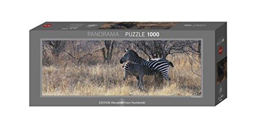 Heye-Feeding-1000-Piece-Panoramic-Zebra-Jigsaw-Puzzle