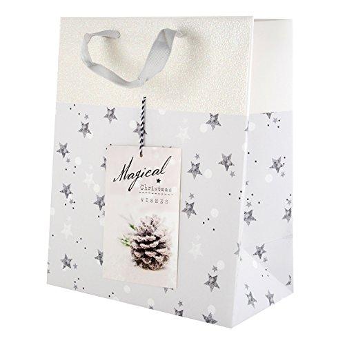 hallmark-sacchetto-regalo-di-natale-magical-wishes-misura-media