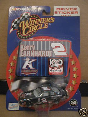 Kerry Earnhardt #2 Kannapolis Intimidators Minor League Baseball Paint Scheme Monte Carlo 1/64 Scale Diecast Dale Sr Had Ownership in Kannapolis Intimidators