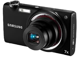 Samsung ST5500 Digitalkamera (14 Megapixel, 7-fach opt. Zoom, 9,39 cm (3.7 Zoll) Touch Screen Display, WIFI (DLNA), Duale Bildstabilisation) schwarz