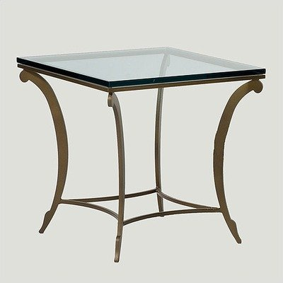 Image of Johnston Casuals 3600-03 David Contemporary End Table (3600-03)