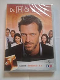 Dr. House - N°1 - Saison 1 - Episodes 1 A 4