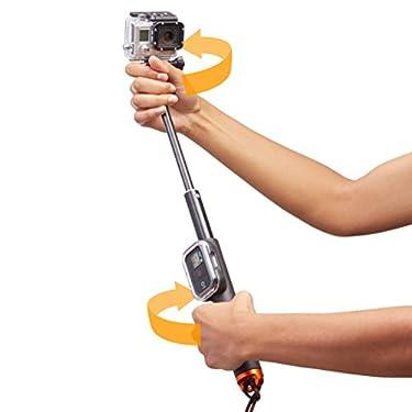 Amazonベーシック GoPro用一脚(97cmまで伸長) WiFiリモートハウジング付き LS-300