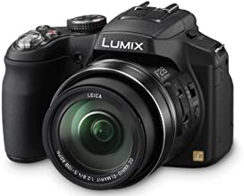 Panasonic Lumix DMC-FZ200 Appareil photo Bridge 12,1 Mpix Zoom optique Leica Elmarit 24x 3D Noir