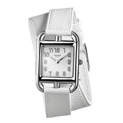 Hermes Cape Cod PM Ladies Quartz Watch - 021068WW00