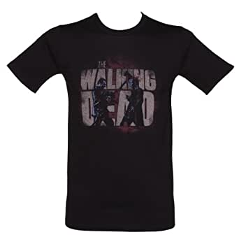 The Walking Dead - Axed Zombie T-shirt (SMALL)