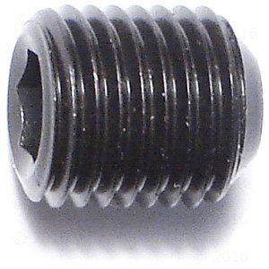 """Hard-to-Find Fastener 014973319908 Socket Set Screw (8 Piece), 7/16-20 x 1/2"""""""
