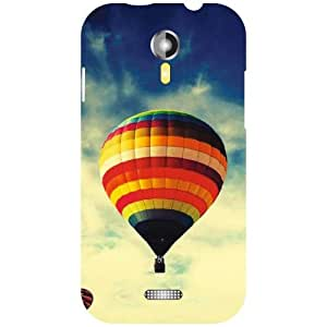 Micromax A117 Canvas Magnus Back Cover - Town Designer Cases