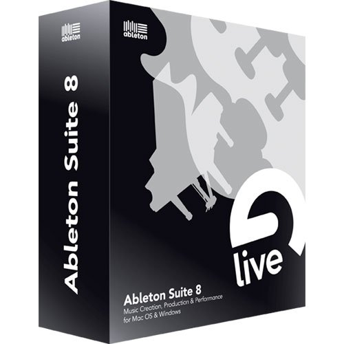 Ableton Suite 8 Full Version Audio Software