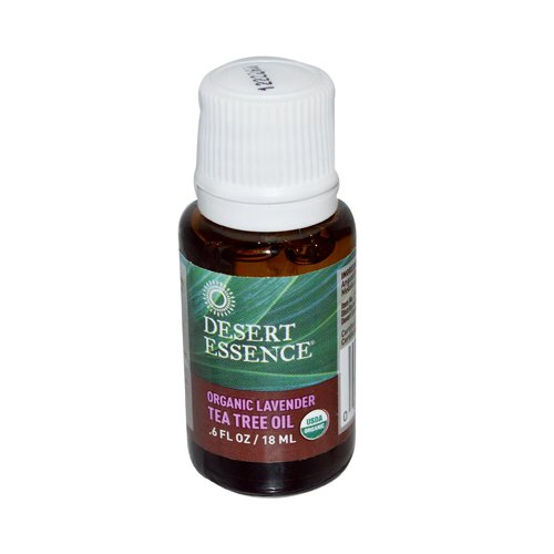 Desert Essence Oil Lavender And Tea Tree - 0.6 Fl Oz, [Health & Beauty, Body Oils]