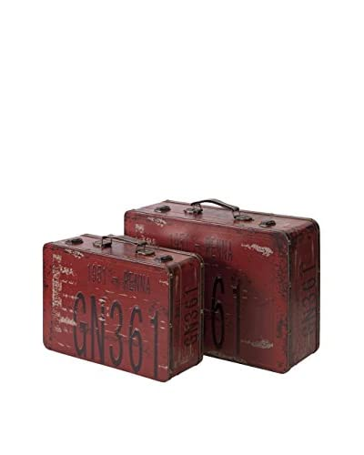 Set of 2 Richmon Suitcases