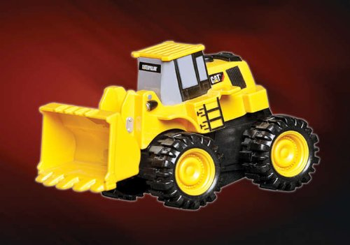 Cat Motorized Mini Loader