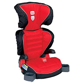 britax parkway sgl booster seat cardinal strollers car seats. Black Bedroom Furniture Sets. Home Design Ideas
