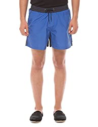 Prym Men's Polyester Shorts (8907423002685_2011517601_30_Royal Blue)