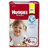 Huggies Snug & Dry Diapers Jumbo Pack - Size 6 23ct.