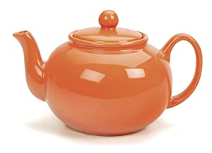RSVP Stoneware 6 Cup Chai Teapot