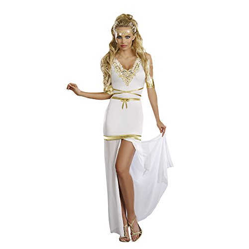 Womens 8861 Goddess Of Love, Aphrodite Cosplay Costumes