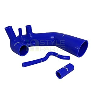 1996-2000 Volkswagen Passat B5 1.8 Turbo Induction Hose Blue